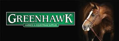 Greenhawk Harness and Equestrian Supplies logo